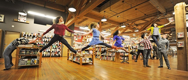 Dancers Among Us The Elliott Bay Book Company