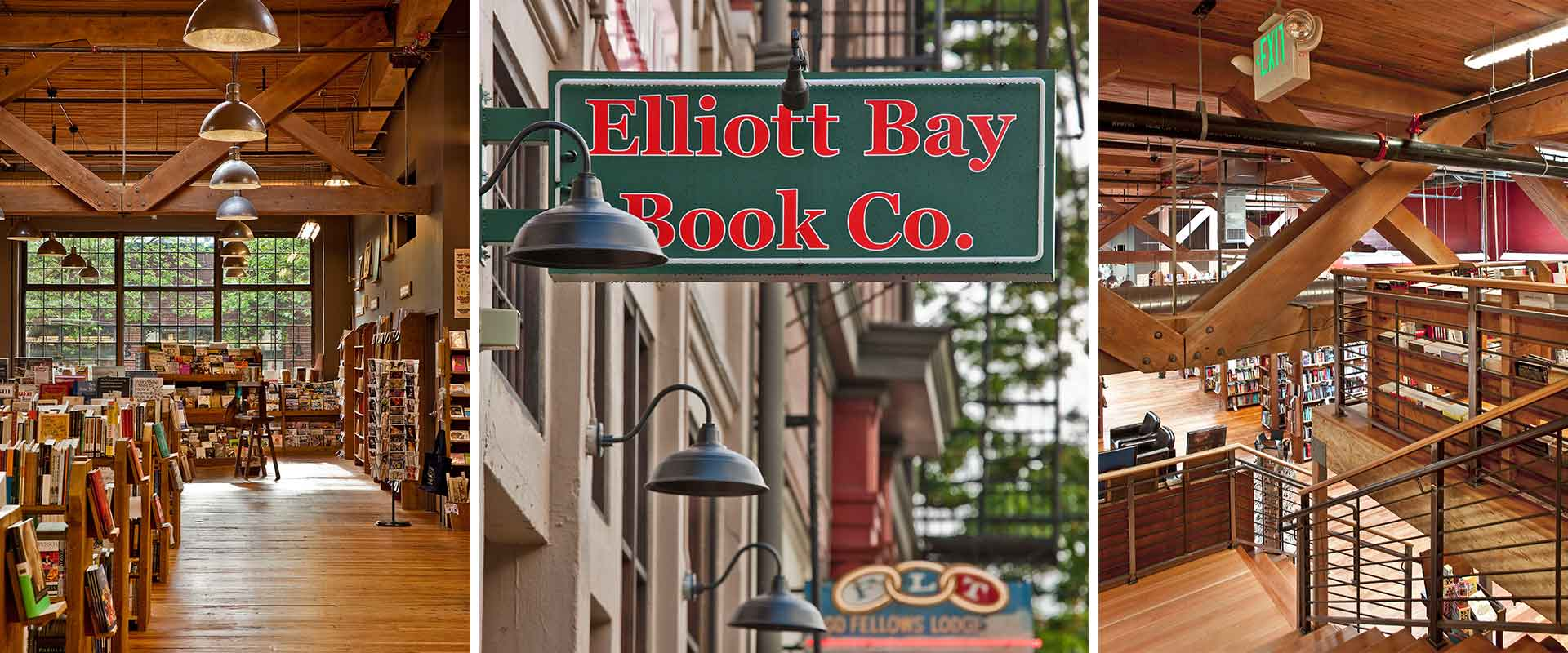 Welcome to The Elliott Bay Book Company | The Elliott Bay