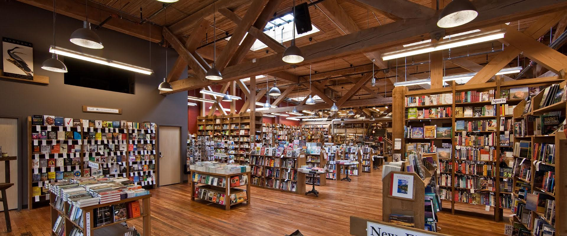 welcome to the elliott bay book company the elliott bay book company